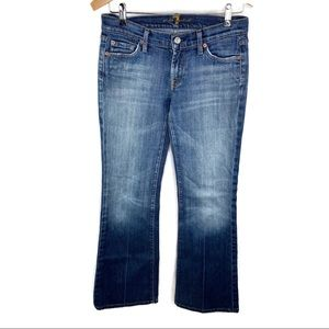 7 for All Mankind Flare Jeans W28 L30